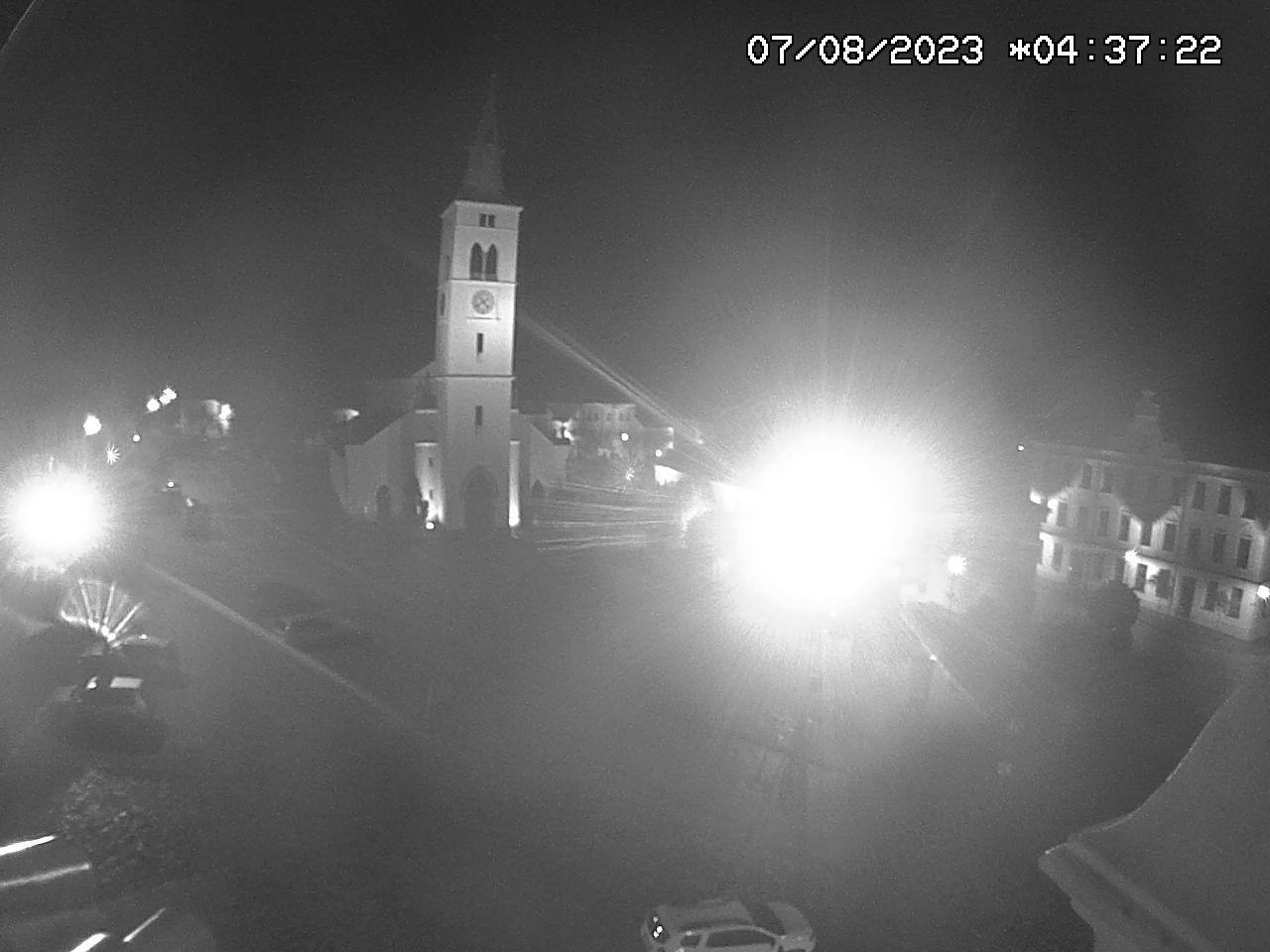 Webcam Kašperské Hory