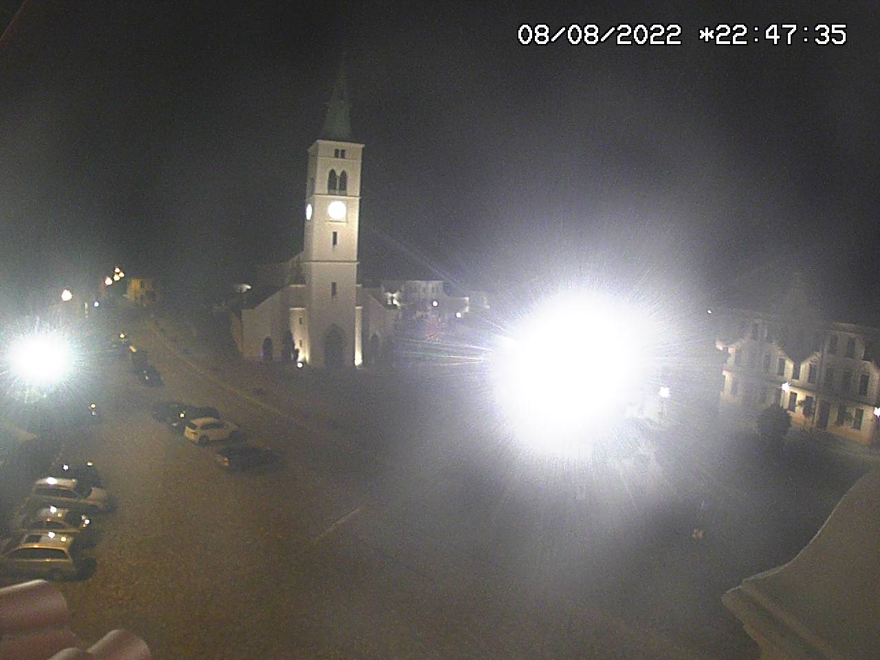 Kasperske Mountains Live Cam, Czech – Central Square