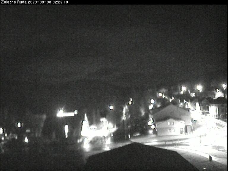 Webcam Skigebiet Zelezna Ruda B�hmer Wald