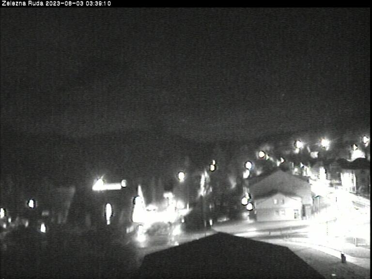 Webcam Skigebiet Zelezna Ruda Ort - Böhmer Wald