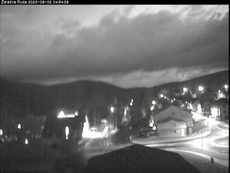 Webcam Skigebied Zelezna Ruda Ort - Bohemer Woud