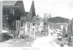 České Žleby (Böhmishe Röhren)