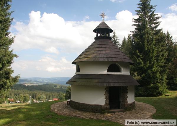 Rotunda - kaple sv.antonína paduánského, javorník