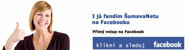 Fanděte nám na Facebooku