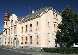 Budova městského úřadu