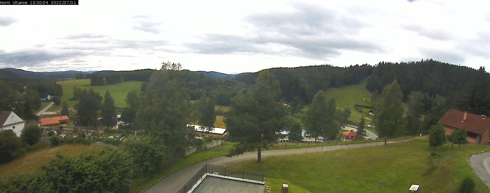 Webcam - Horní Vltavice