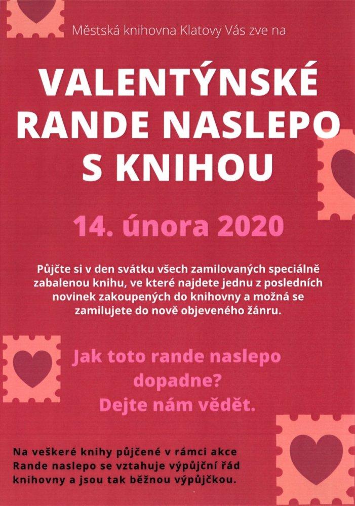 Brno, Two Faces - program kin filmu Rande naslepo na tvrtek